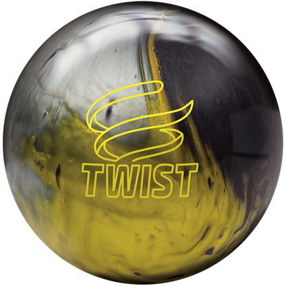 Picture of Brunswick Twist - Black/Gold/Silver