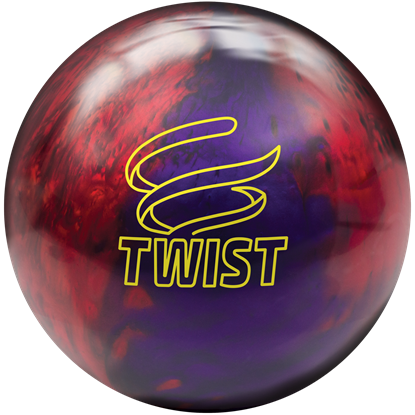 Picture of Brunswick Twist - Red/Purple